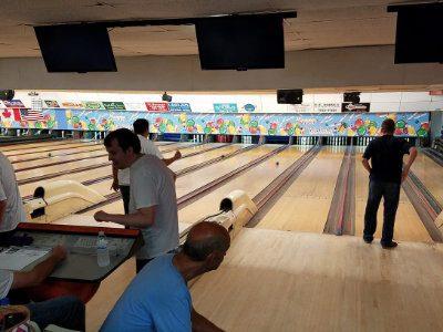 Canldlpin Bowling