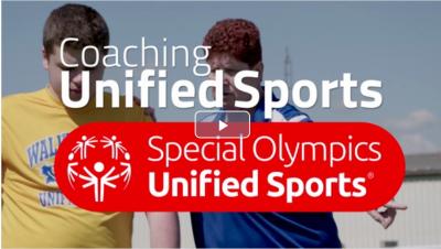 Coaching Unified Sports Course