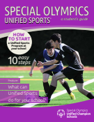 SO Unified Sports Students Guide