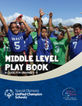 UCS Middle School Playbook